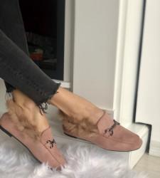 Pantofi Cod: AB162 Pink