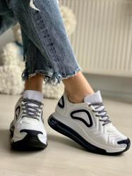 Pantofi Sport Cod: J181-3 White