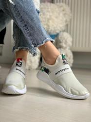 Pantofi sport cod: PS-100 White