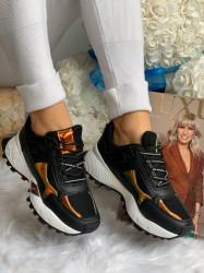 Pantofi sport cod: RAL-67 Black