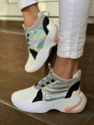 Pantofi sport cod: Y-1 White