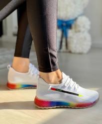 Pantofi sport cod: ZA-2 White