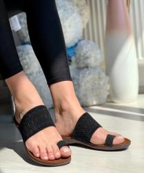 Papuci cod: ZH123 BLACK