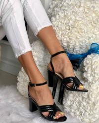 Sandale Cod: 3719 Black