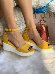 Sandale cod: Y617 Yellow