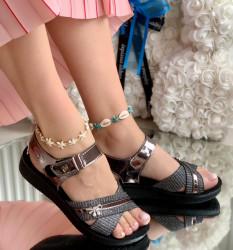 Sandale Dama Cod: 019 Silver