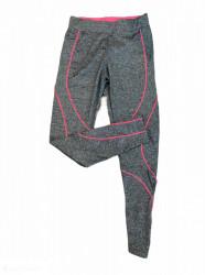 COLANTI DAMA COD: 555 Grey/ Pink