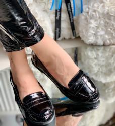 Pantofi Casual Cod: G121 Black