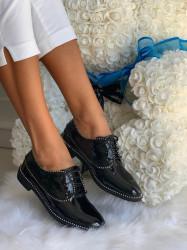 Pantofi cod: 2662 Black
