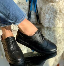 Pantofi Cod: BL 021 Black