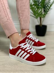 Pantofi sport cod :A-5 RED/WHITE