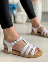 Sandale Cod: 2088 White