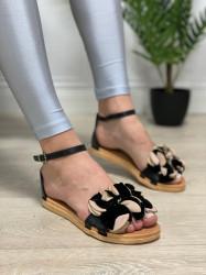 Sandale Cod: Eda 50 Black