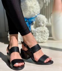 Sandale Dama Cod: W102 BLACK