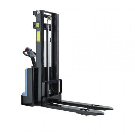 Poze QDA12E25 Stivuitor electric, capacitate 1.200 kg., inaltime de ridicare 2.500 mm ,controler CURTIS, AC