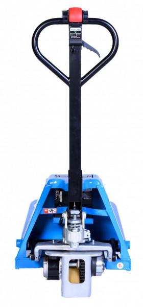Poze ET15MH-P Transpalet electric, cu deplasare si ridicare electrica, 1.500 kg., baterie Li-Ion, interschimbabila