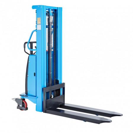 Poze SPN1016 Stivuitor semi-electric, 1.000 kg., inaltime de ridcare 1.600 ( 2.500 sau 3.000 mm )