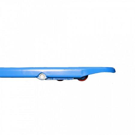 Poze SBA-L65 Transpaleta manuala, cu garda joasa 65 mm, profesionala, 2 t