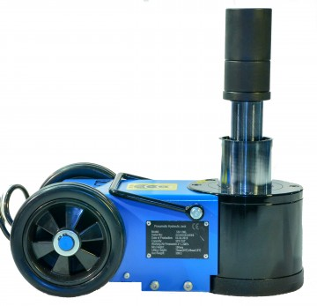 Poze CH30-P Cric pneumo-hidraulic, profesional, 30/15 t