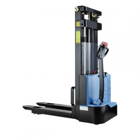 Poze QDA15E16 Stivuitor electric, capacitate 1.500 kg., inaltime de ridicare 1.600 mm ,controler CURTIS, AC
