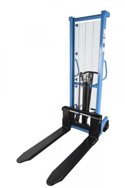 Poze SDA1016-S Stivuitor manual, capacitate 1.000 kg., inaltime de ridcare 1.600 mm ( 2.500/ sau 3.000 mm )