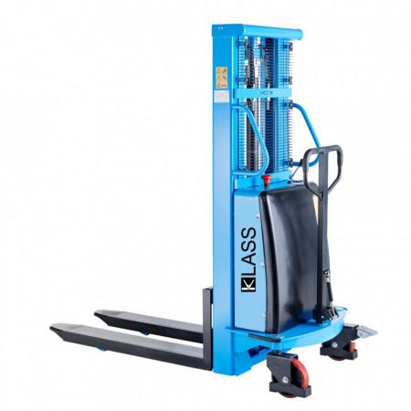 Poze SPN1516 Stivuitor semi-electric, 1.500 kg., inaltime de ridcare pina la 1.600 mm ( 2.500, 3.000 sau 3.500 mm )