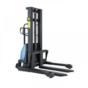 BDA-S 1525 Stivuitor semi-electric, cu picioare si furci reglabile, capacitate 1.500 kg., inaltime de ridcare pina la 2.500 mm