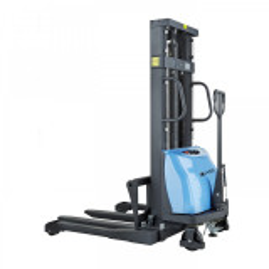 BDA1530 Stivuitor semi-electric, capacitate 1.500 kg., inaltime de ridcare pina la 3.000 mm