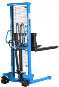 SDA1016-S Stivuitor manual, capacitate 1.000 kg., inaltime de ridcare 1.600 mm ( 2.500/ sau 3.000 mm )