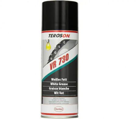 Spray vaselina Teroson VR 730, 400 ml