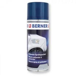 Chit de spaclu din poliester pulverizabil Berner (400 ml)