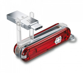 Briceag multifunctional cu stick memorie 32Gb Victorinox@work