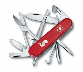 Briceag multifunctional Fisherman Victorinox