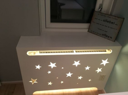 Poze Masca pentru calorifer STARS