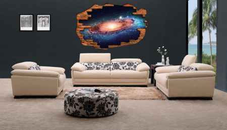Poze STICKER 3D SPACE