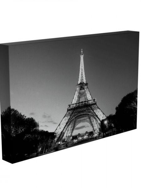 Poze TABLOU PARIS BLACK&WHITE