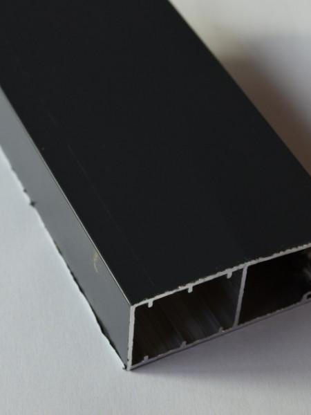 Profil U Aluminiu Gri