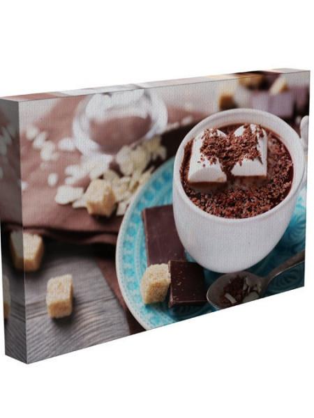 Poze TABLOU CAPUCINO CHOCOLATE
