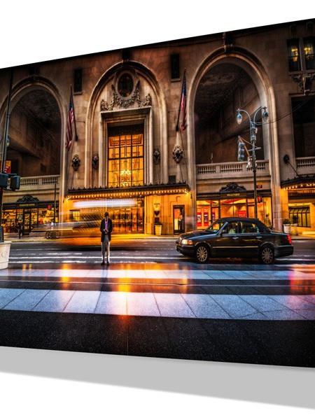 Poze TABLOU NYC STREET