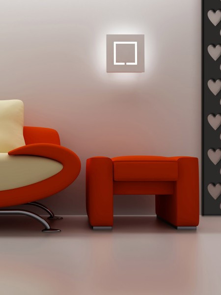 Poze PERETE DECORATIV HEARTS