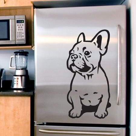 Poze STICKER BULLDOG 2