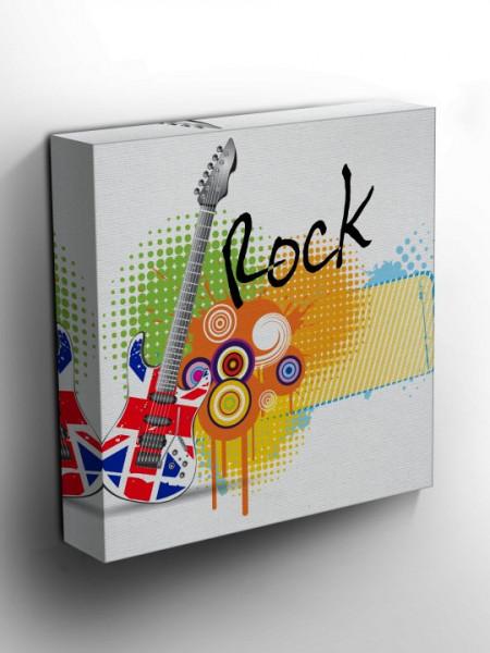 Poze TABLOU ROCK MUSIC