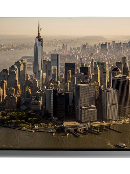 Poze TABLOU WTC NEW YORK