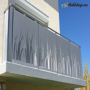 Balustrada metalica GRASS