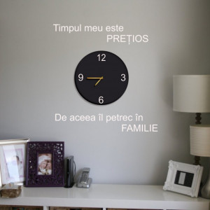 CEAS TIMPUL IN FAMILIE