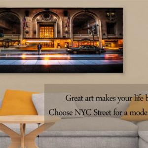 TABLOU NYC STREET