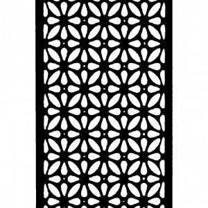 PERETE DECORATIV CIRCLE FLOWER