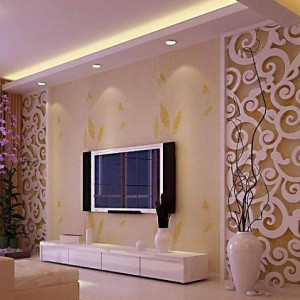 PERETE DECORATIV ELEGANT CUT 2