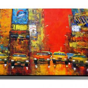 TABLOU NYC TRAFFIC CARS