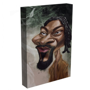TABLOU SNOOP DOGG